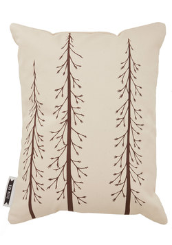 Adorable Adornment Pillow in Trees