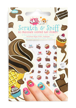 Flirty and Dessert-y Nail Stickers