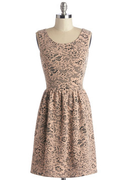 Simply Mauve-elous Dress