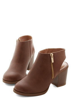 All Spiced Up Bootie