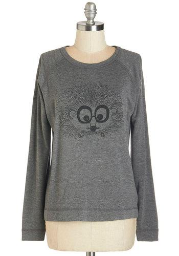 Curious Critter Sweatshirt