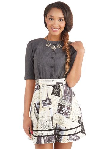 Name It and Win It Week 3 Skirt
