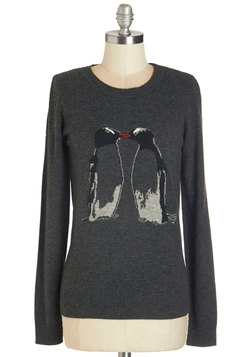 Pengwinning Sweater