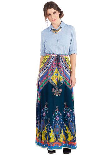 Resort Reviewer Skirt in Bungalow