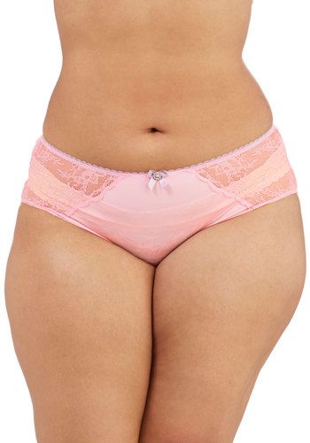 Start with Sweetness Undies in Plus Size