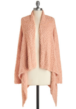 On The Plush Side Cardigan