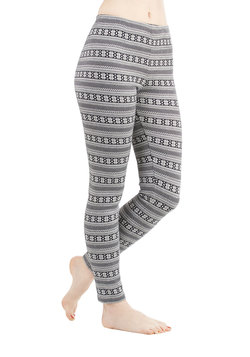Chalet Snow Shower Leggings