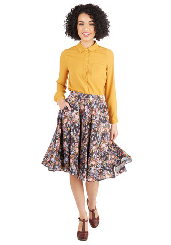 Fancy Freelance Skirt
