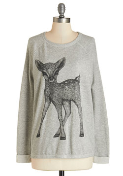 Fan of the Fawn Sweatshirt