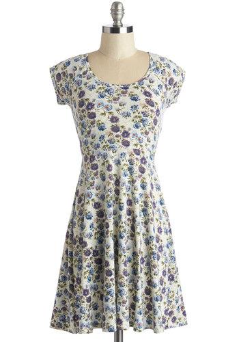 Garden Retreat Dress