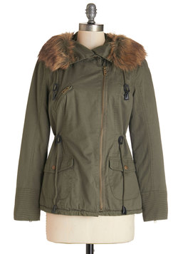 Grove Goer Coat