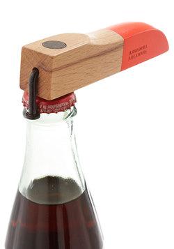 Innovative Enjoyment Bottle Opener