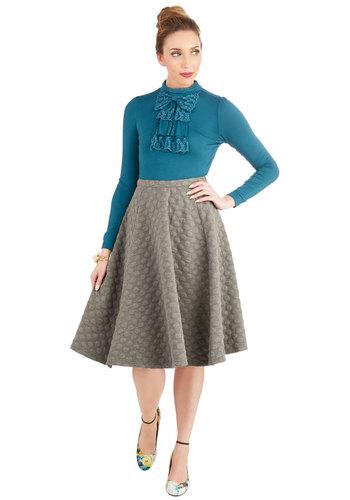 Bubble Whammy Skirt