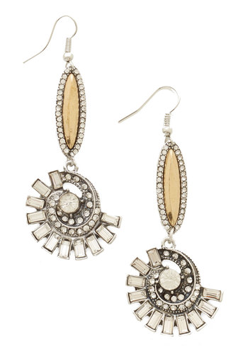 Bedecked in Brilliance Earrings
