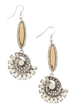Bedecked in Brilliance Earrings