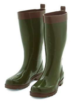 Interpretive Naturalist Rain Boot