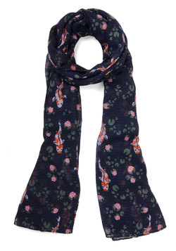 Can't Be Koi About It Scarf