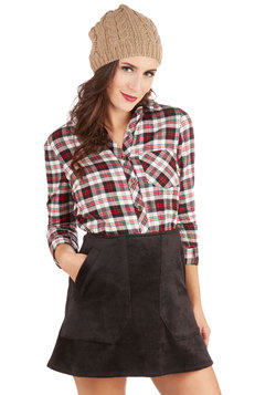 Fleece de Résistance Skirt