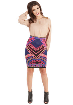 Jubilant Jam Session Skirt