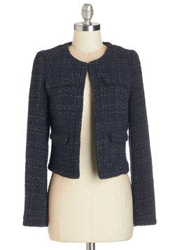 Texture of Success Jacket