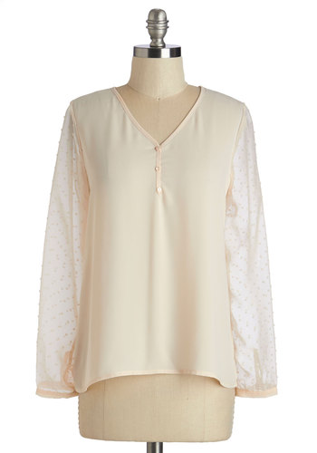 See and Be Serene Top