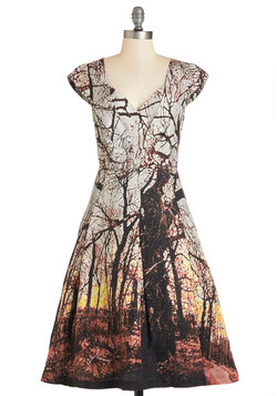 Tracy Reese Through the Trees Dress