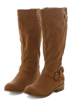 Give It Your Best Trot Boot in Caramel