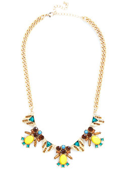 Glam Golden Rule Necklace