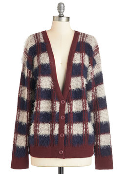 Cozy Curriculum Cardigan