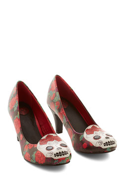 Give Me a Skull Heel