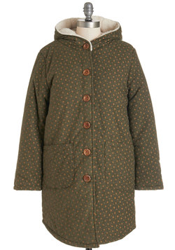 Winsome and Clover Coat