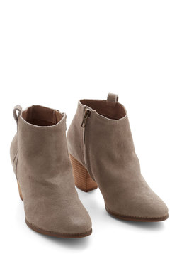Effortless Essential Bootie