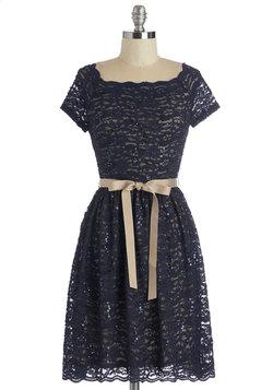 Blue Romance Dress