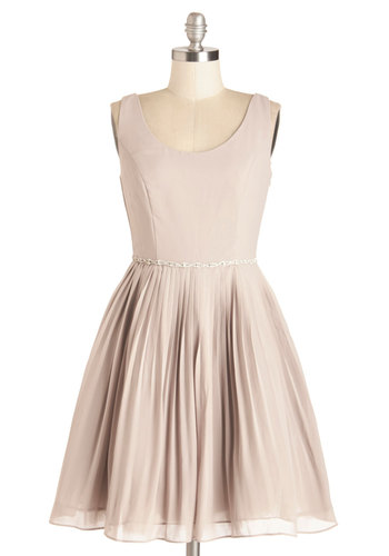 Sage a Dance Dress in Mist