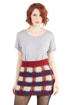 Cozy Curriculum Skirt