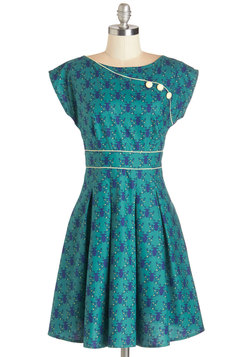 Topiary Tour Dress in Deer