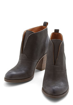 Steadfast Stride Booties