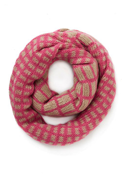 Celebrate Good Climbs Circle Scarf