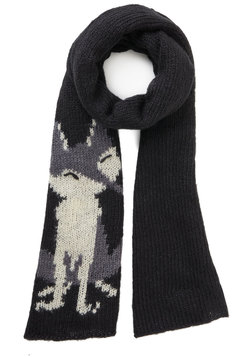 Critter Me This Scarf