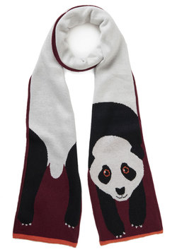 Whatta Mighty Good Panda Scarf