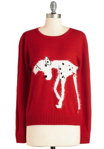Make Fetch Happen Sweater