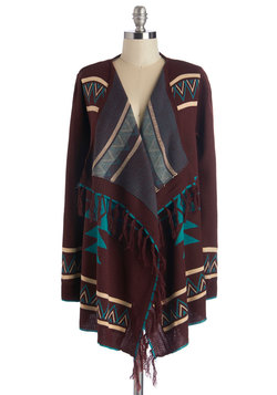 Essence of Sedona Cardigan