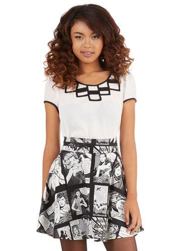 Comics Conference Skirt
