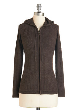 Layer to Rely On Jacket in Brown