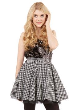 Flirtatious Flounce Skirt