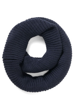 Open Air Outing Circle Scarf in Marina