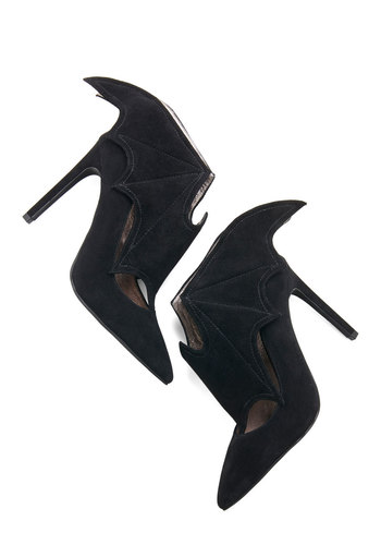 All Bat and More Heel