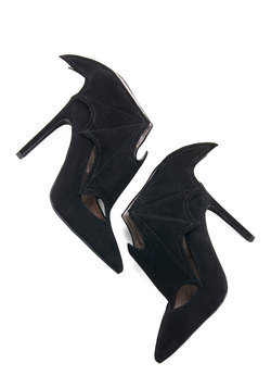 Jeffrey Campbell All Bat and More Heel