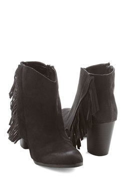 Flight of Fancy Footwork Bootie