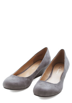 Commuter Genius Wedge in Grey